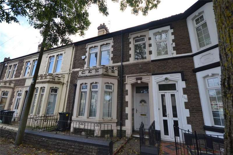 3 Bedrooms Terraced House for sale in Splott Road, Splott, Cardiff, CF24