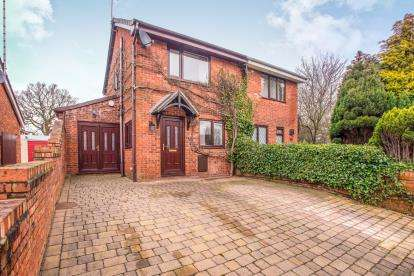 3 Bedrooms Semi Detached House for sale in Northlands, Leyland, PR26