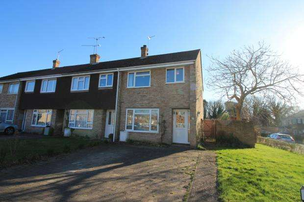 3 Bedrooms End Of Terrace House for sale in Mytchett, Camberley, Surrey