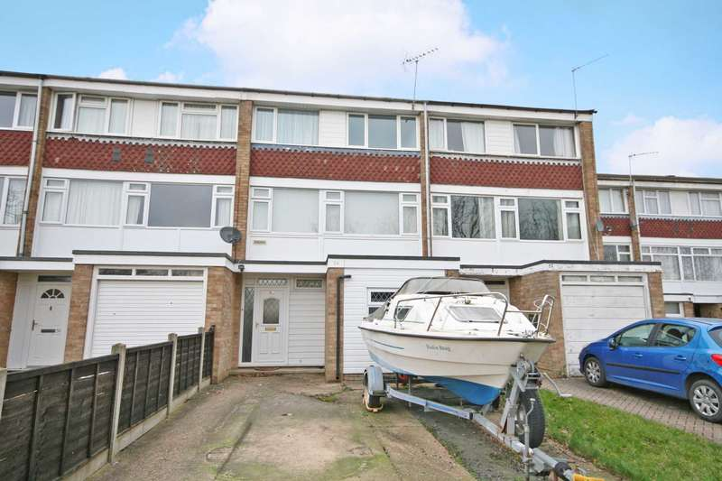 4 Bedrooms Terraced House for sale in Crawley Drive