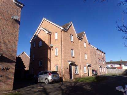 4 Bedrooms Semi Detached House for sale in St Matthews Street, Burton On Trent, Staffordshire