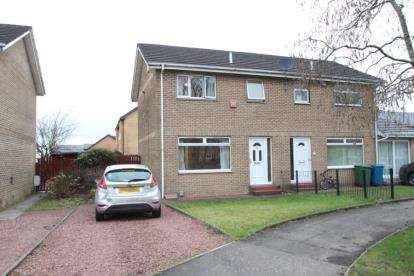 3 Bedrooms Semi Detached House for sale in Muirkirk Drive, Anniesland, Glasgow