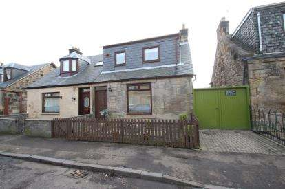 3 Bedrooms Semi Detached House for sale in Wallace Street, Falkirk
