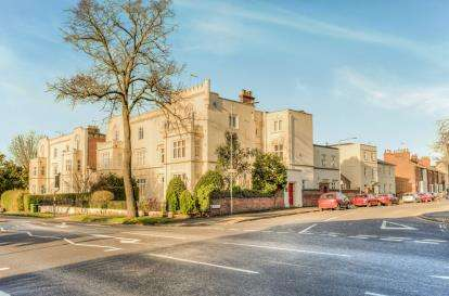 1 Bedroom Flat for sale in Warwick Place, Leamington Spa, Warwickshire, England