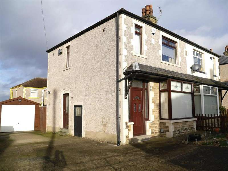 3 Bedrooms Semi Detached House for sale in Thornacre Crescent, Shipley, BD18 1LA