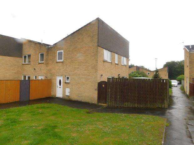3 Bedrooms Semi Detached House for sale in GUTHRUM PLACE, NEWTON AYCLIFFE, BISHOP AUCKLAND