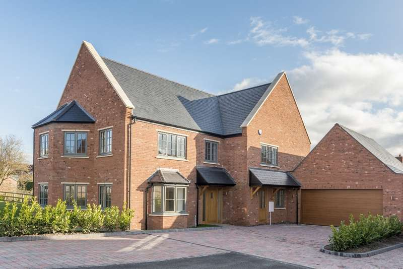 5 Bedrooms Detached House for sale in Oaklands House, Spring Acre, Welford On Avon
