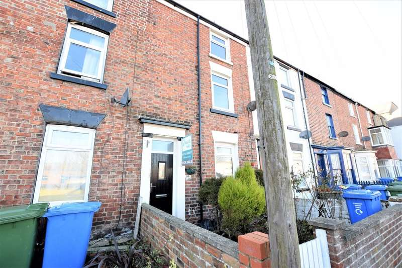 3 Bedrooms Terraced House for sale in North Street, Scarborough