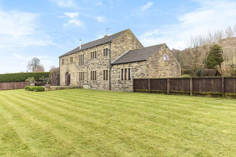 4 Bedrooms Detached House for sale in High Busy Lane, Bradford, BD10 8UD