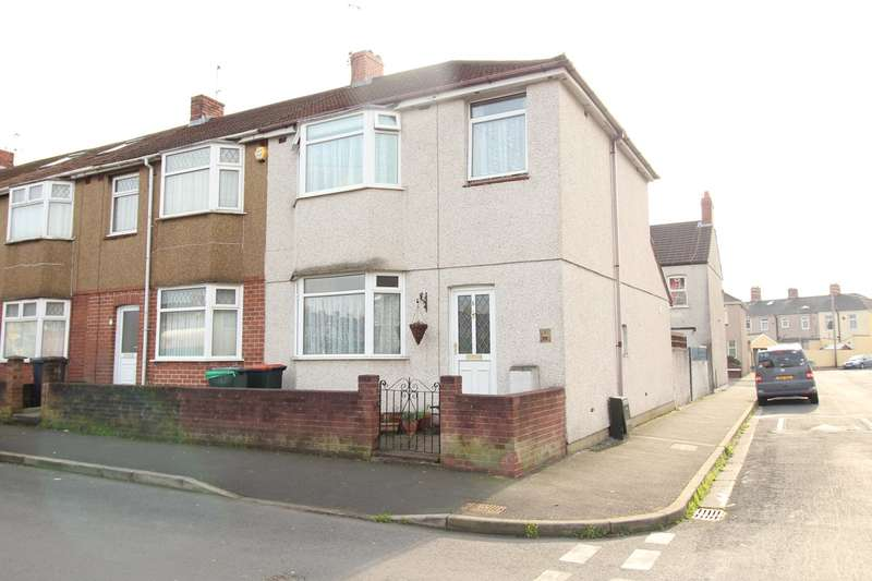 3 Bedrooms End Of Terrace House for sale in Elysia Street, Newport, NP19