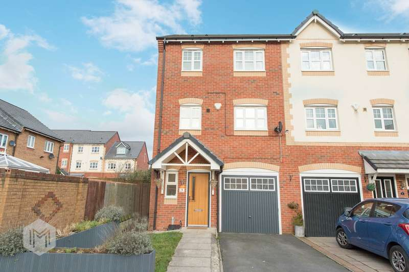4 Bedrooms Town House for sale in Withington Close, Atherton, Manchester, M46
