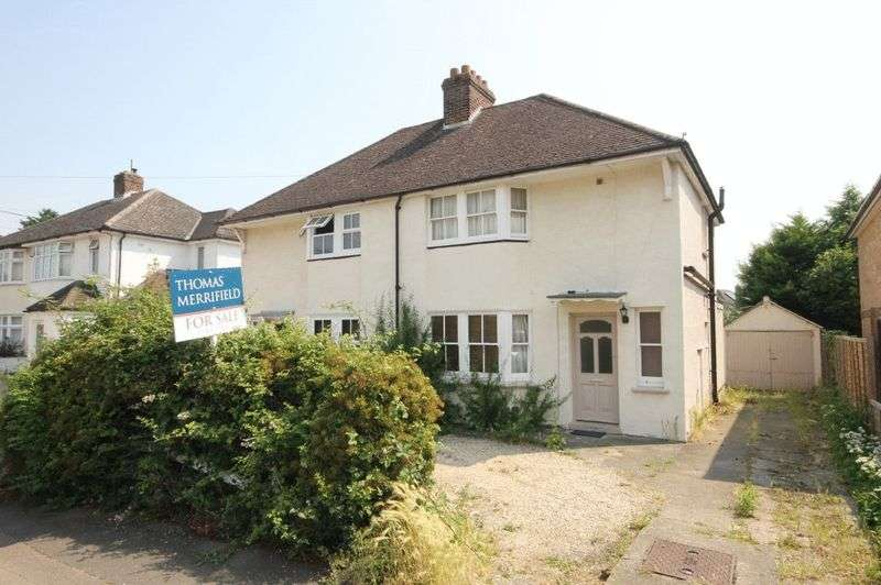 3 Bedrooms Property for sale in Blenheim Road, Kidlington