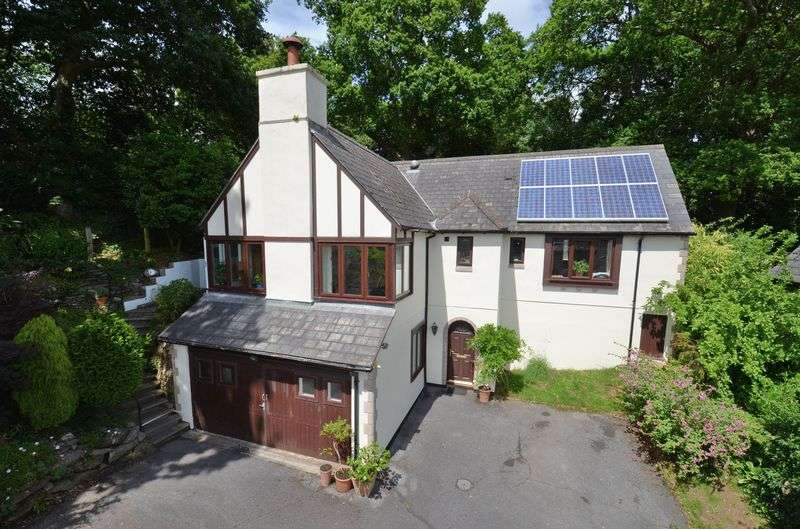4 Bedrooms Property for sale in Copland Meadows, Totnes