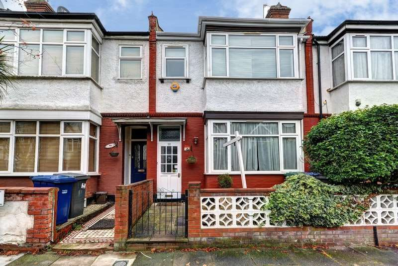 4 Bedrooms Terraced House for sale in Dartmouth Road, London, London, NW4
