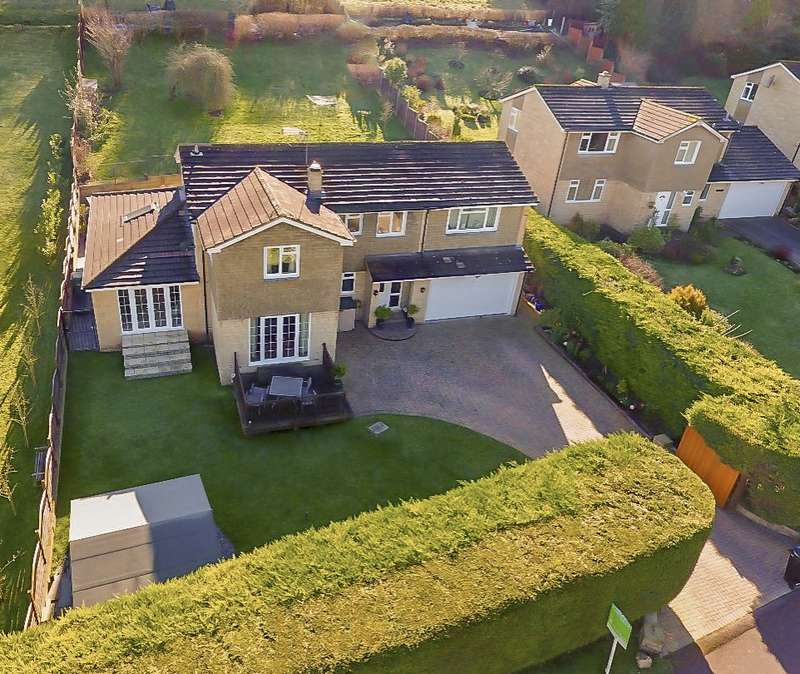 5 Bedrooms Detached House for sale in Charters The Glen, Saltford, BS31