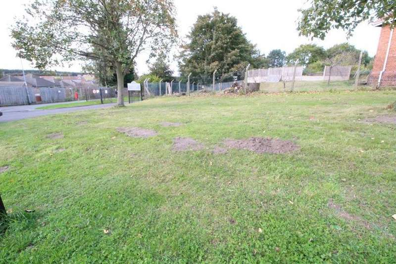 Land Commercial for sale in Two Building Plots, Highfield Road, Clipstone