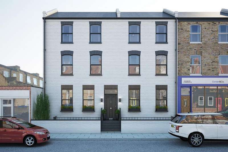 2 Bedrooms Flat for sale in Upland Road, East Dulwich