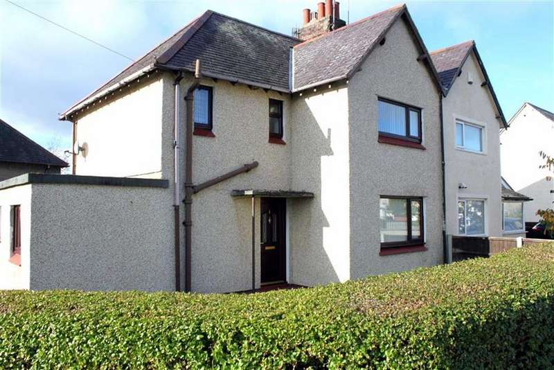 3 Bedrooms Semi Detached House for sale in Cae Derw, Llandudno Junction, Conwy