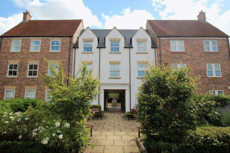 2 Bedrooms Apartment Flat for sale in The Old Market, Yarm TS15 9US