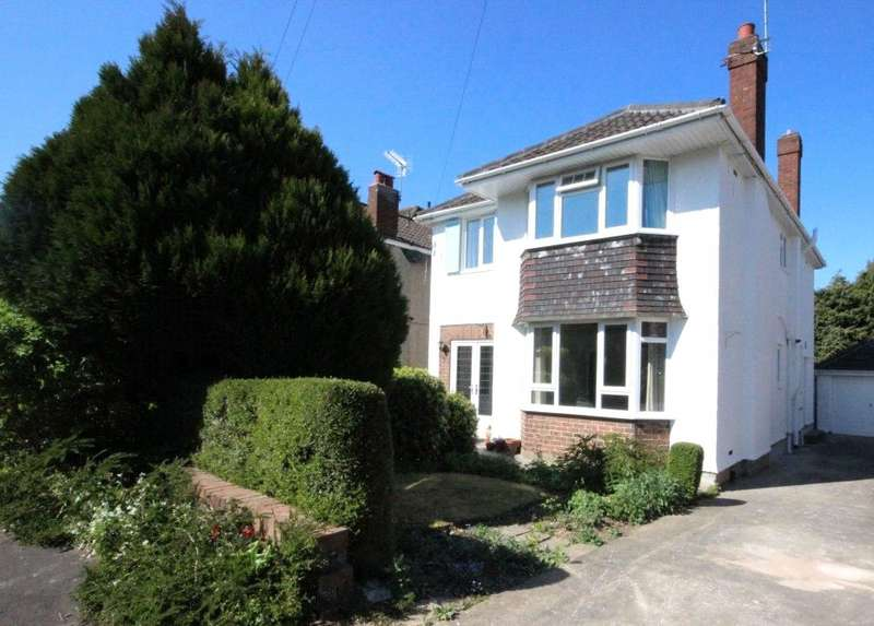 4 Bedrooms Detached House for sale in Montroy Close Henleaze Bristol BS9