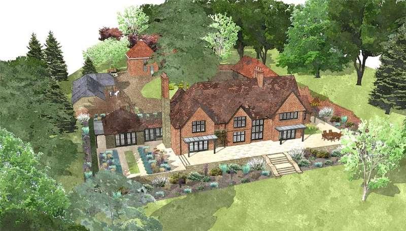 6 Bedrooms Detached House for sale in Little London, Nr Heathfield, East Sussex, TN21