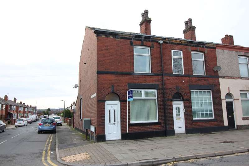 2 Bedrooms Terraced House for sale in Walmersley Road, Bury, BL9