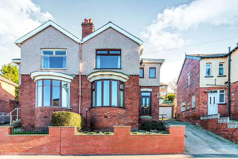 3 Bedrooms Semi Detached House for sale in Firth Park Crescent, Sheffield, S5