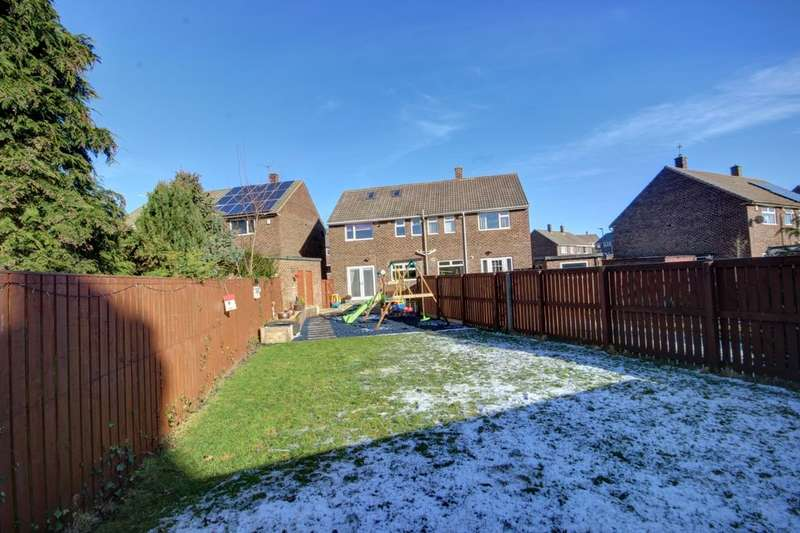2 Bedrooms Semi Detached House for sale in The Cove, Houghton Le Spring, DH4