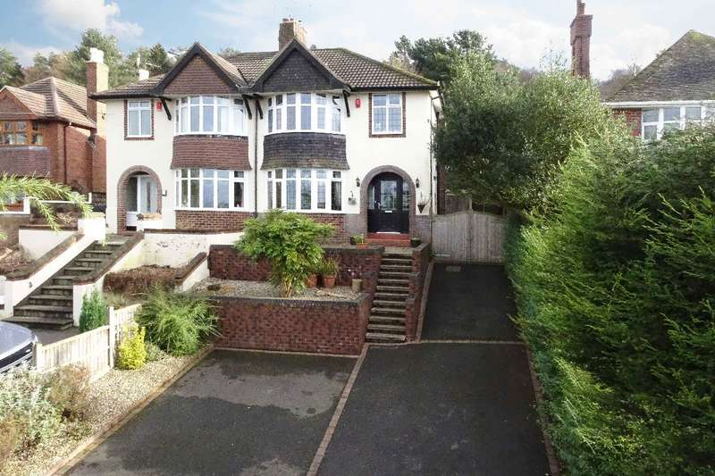 3 Bedrooms Semi Detached House for sale in Lightwood Road, Lightwood, ST3 7HA