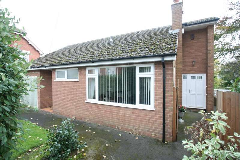 2 Bedrooms Detached Bungalow for sale in 22 Station Road, Hednesford, WS12 4DL