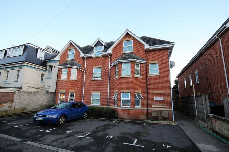 1 Bedroom Flat for sale in 16 Carysfort Road, Bournemouth, Dorset