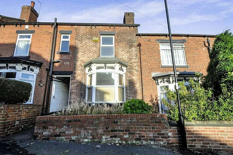 3 Bedrooms Property for rent in Idsworth Road, Sheffield, S5