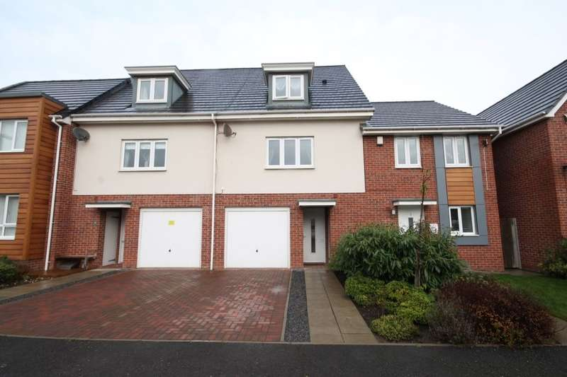 3 Bedrooms Property for sale in Rockingham Drive, Washington, NE38