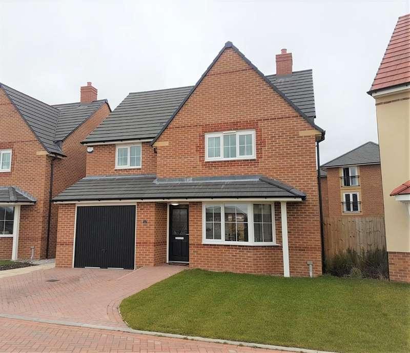 4 Bedrooms Detached House for sale in Hazel Way, Nantwich