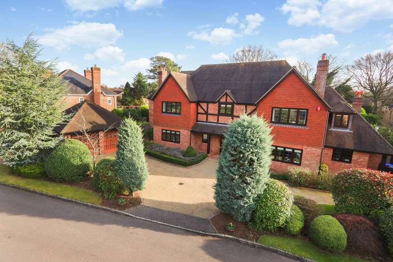 5 Bedrooms Detached House for sale in Ledborough Gate, Beaconsfield, HP9