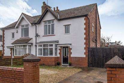 3 Bedrooms Semi Detached House for sale in Ashton Road, Southport, Merseyside, PR8