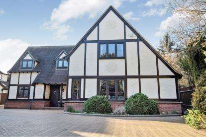 4 Bedrooms Detached House for sale in Chelmsford, Essex, Uk