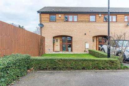 2 Bedrooms End Of Terrace House for sale in Great Shelford, Cambridge
