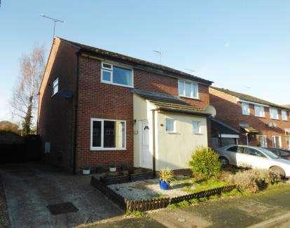 2 Bedrooms Semi Detached House for sale in Needham Market, Ipswich, Suffolk