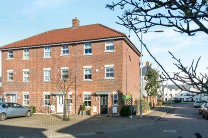 4 Bedrooms End Of Terrace House for sale in Wymondham, Norwich, Norfolk