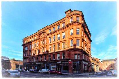 1 Bedroom Flat for sale in Walls Street, Merchant City, Glasgow