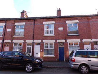 2 Bedrooms Terraced House for sale in Willow Brook Road, Leicester, Leicestershire, England