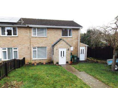 3 Bedrooms Semi Detached House for sale in Oak Drive, Dursley, Gloucestershire