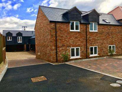 1 Bedroom Flat for sale in Cherry Mews, Flitwick Road, Maulden, Bedfordshire