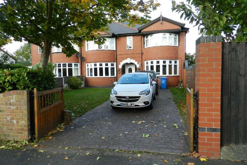 4 Bedrooms Semi Detached House for sale in Mill Lane, Houghton Green, Warrington, WA2 0SU