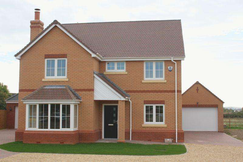 4 Bedrooms Detached House for sale in Blacksmiths Lane, Cropthorne