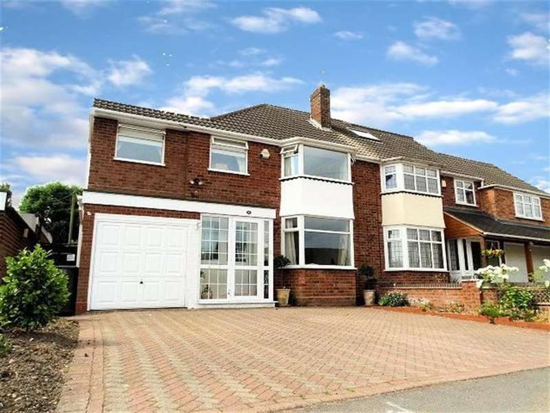 3 Bedrooms Semi Detached House for sale in Ann Road, Wythall, Birmingham, West Midlands