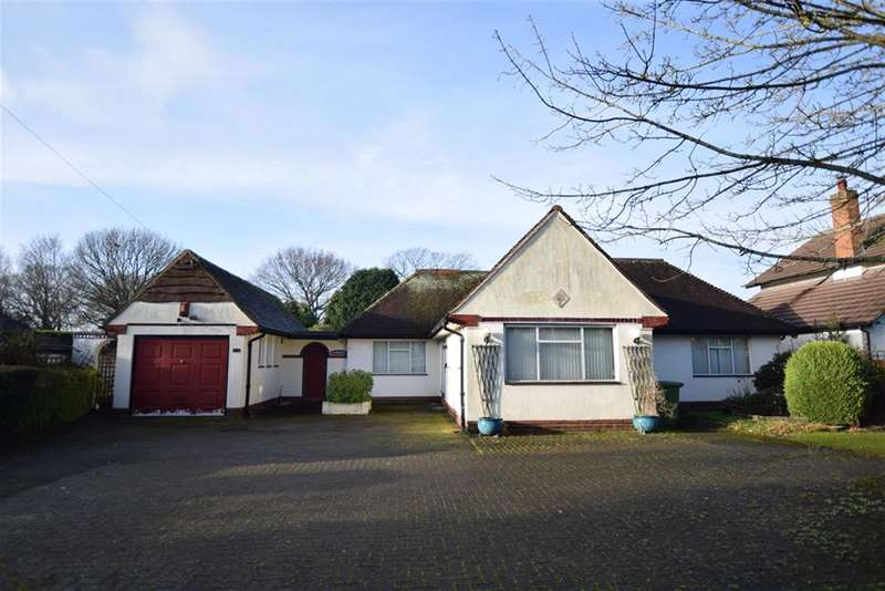 2 Bedrooms Bungalow for sale in Earlswood Common, Earlswood, Solihull, West Midlands