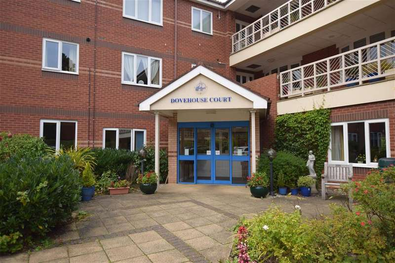 2 Bedrooms Retirement Property for sale in Dovehouse Court, Grange Road, Solihull, West Midlands
