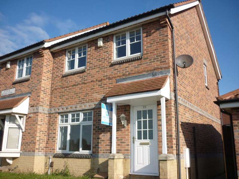 3 Bedrooms End Of Terrace House for rent in Urswick Close, Middlesbrough, TS4 2XP